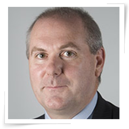 Prof. Simon Gibson OBE: Trustee & Mentor