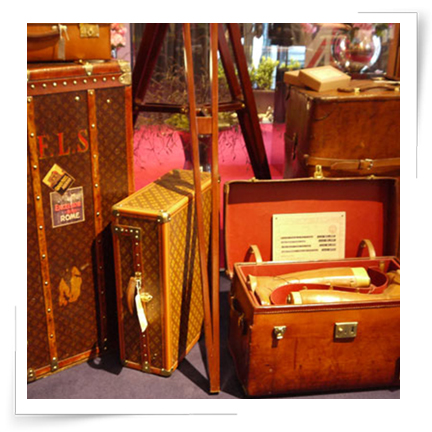 Selecton of Stock at Langtons Antiques
